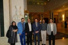 IARC Visit Tehran